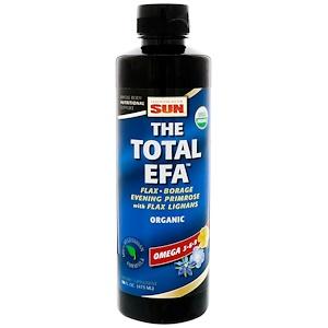 Хэлс фром де сан, The Total EFA, Omega 3-6-9, 16 fl oz (473 ml) отзывы покупателей