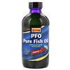 Health From The Sun, PFO Pure Fish Oil, Natural Orange, 8 fl oz (236 ml)