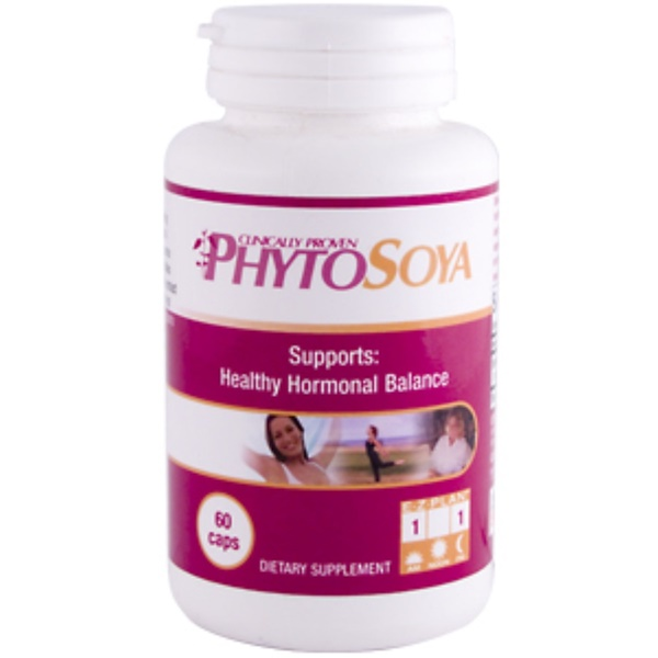 Health From The Sun, PhytoSoya, 60 Caps (Discontinued Item)