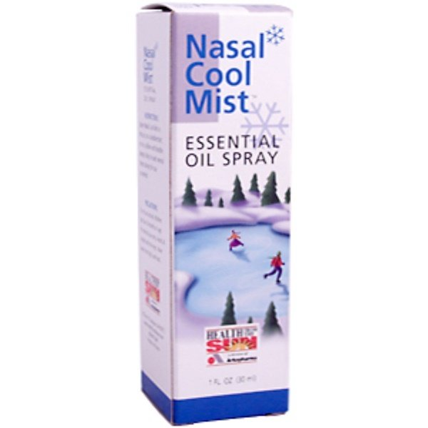 Health From The Sun, Nasal Cool Mist, 1 fl oz (30 ml) (Discontinued Item)