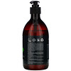 Helloganic, Season In the Body Bubble Shower, Noel, 16.9 fl oz (500 ml)