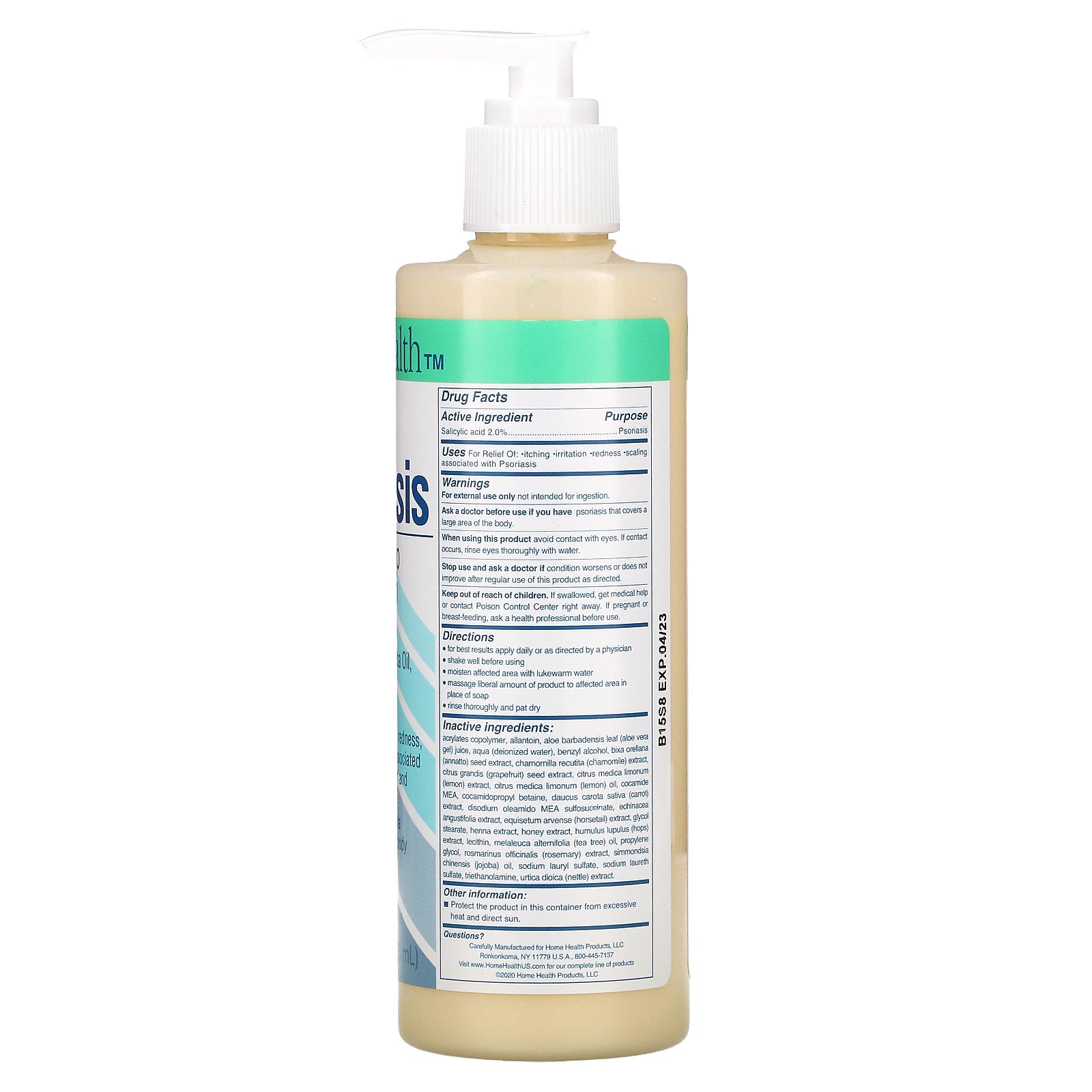 home health psoriasis scalp body wash pikkelysömör kezelése adlerben