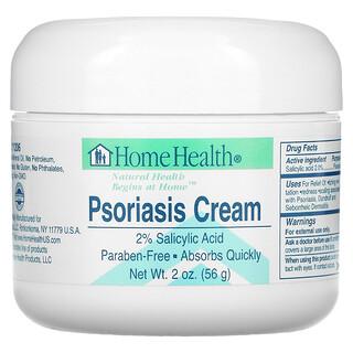 Home Health, Crema para Psoriasis, 2 oz (56 g)