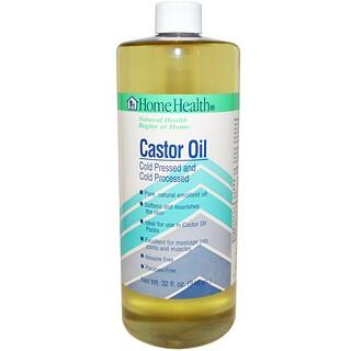 Home Health, キャスターオイル、 32液量オンス (946 ml)