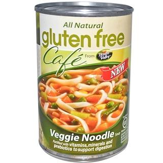 Health Valley, グルテン・フリー・カフェe, 野菜 ヌードル スープ, 15 オンス (425 g)