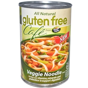 Хэлс Валлей, Gluten Free Cafe, Veggie Noodle Soup, 15 oz (425 g) отзывы