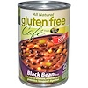 Health Valley, Gluten Free Café, Black Bean Soup, 15 oz (425 g)