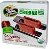 Health Valley, Organic Multigrain Toaster Tarts, Chocolate, 6 Bars, 40 g Each (Discontinued Item)