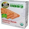 Health Valley, Multigrain Bars, Cinnamon Danish, 6 Bars, 40 g Each (Discontinued Item)
