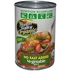 Health Valley, Organic, Vegetable Soup, No Salt Added, 15 oz (425 g)