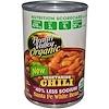 Health Valley, Organic, Vegetarian Chili, Santa Fe White Bean, Spicy, 15 oz (425 g) (Discontinued Item)