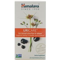 Himalaya, UriCare, 240 вегетарианских капсул