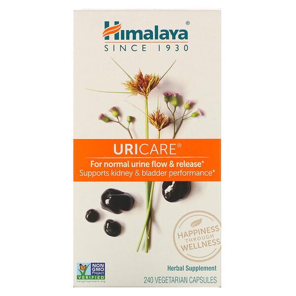 UriCare, 240 كبسولة نباتية