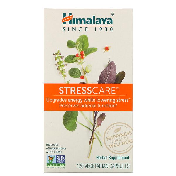 StressCare, 120 Vegetarian Capsules