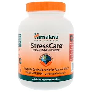 Himalaya, StressCare, 240 вегетарианских капсул