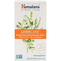 Liver Care, 180 вегетарианских капсул - фото