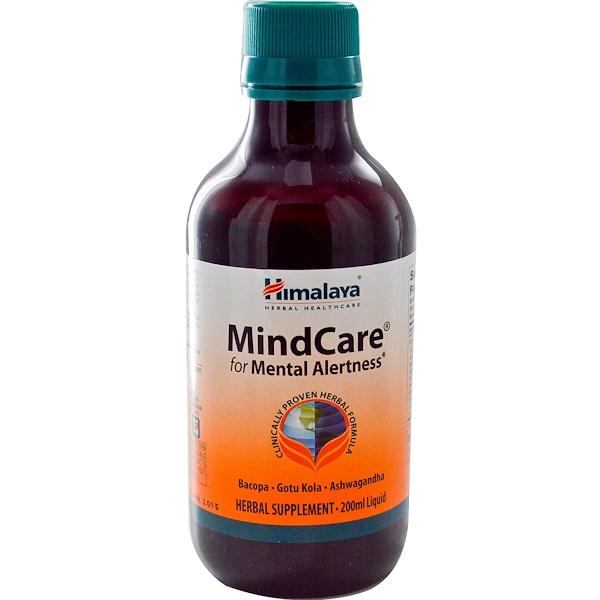 Himalaya, MindCare, 200 ml (Discontinued Item)