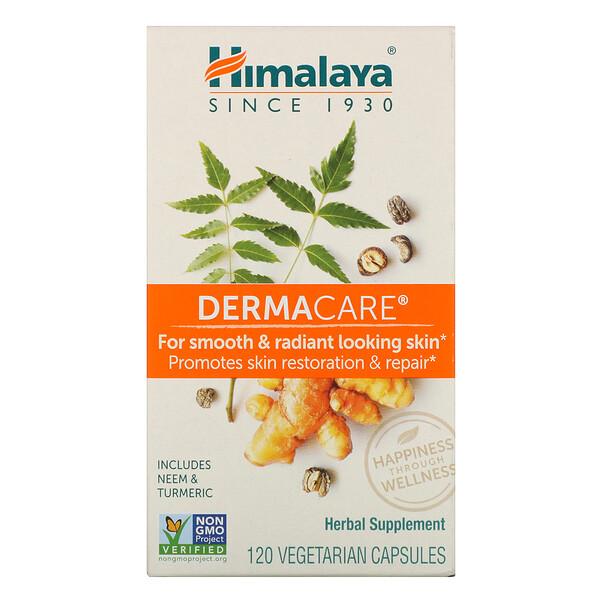 DermaCare, 120 Vegetarian Capsules