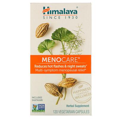 Купить Himalaya MenoCare, 120 вегетарианских капсул