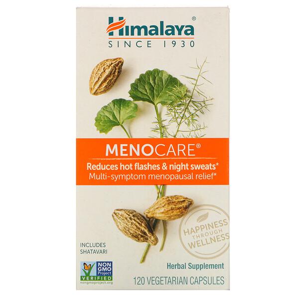 MenoCare, 120 Vegetarian Capsules