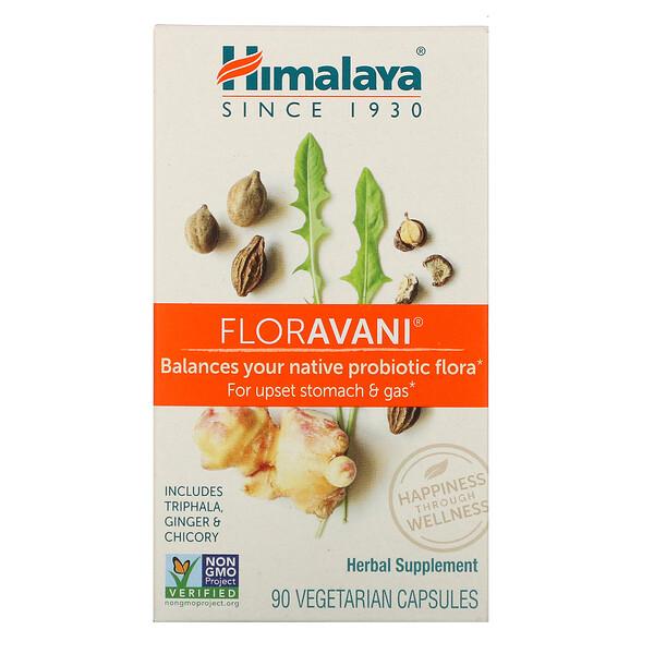 FlorAvani, 90 Vegetarian Capsules