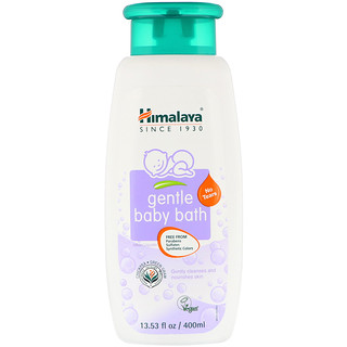 Himalaya, Gentle Baby Bath, 13.53 fl oz (400 ml)
