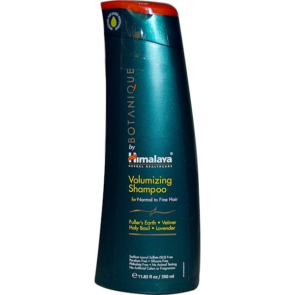 Himalaya, Botanique, Volumizing Shampoo, 11.83 fl oz (350 ml) (Discontinued Item)