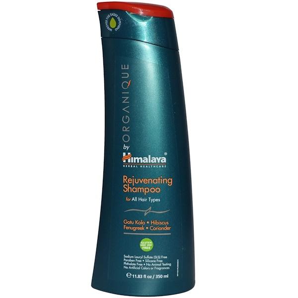 Himalaya, Botanique, Rejuvenating Shampoo, 11.83 fl oz (350 ml) (Discontinued Item)