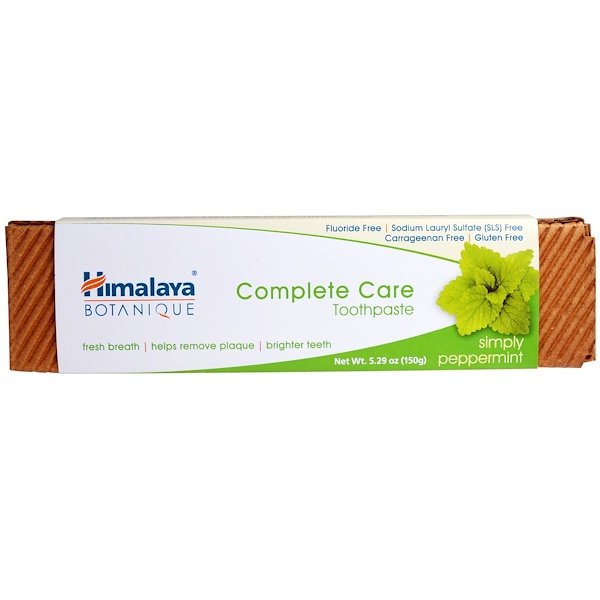 Зубная паста Complete Care, Simply Peppermint, 5,29 oz (150 г)