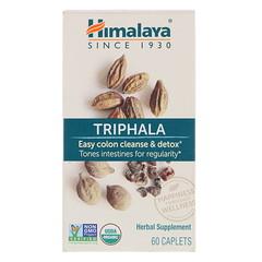 Himalaya, トリファラ、ベジカプレット60個