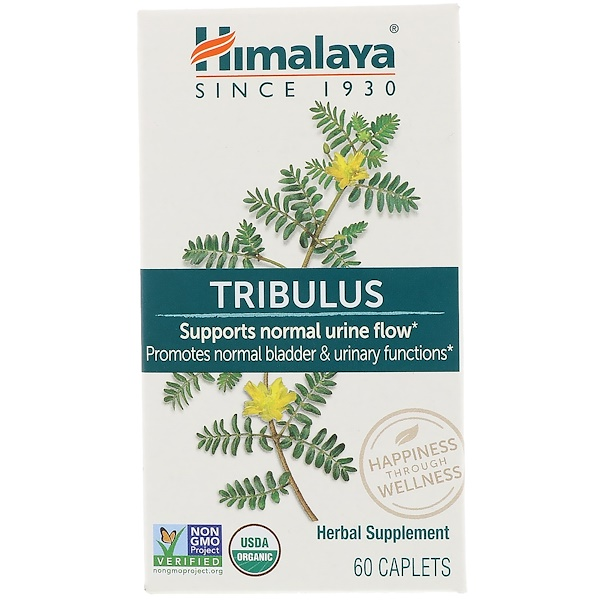 Himalaya, Gokshura, Urinary Support, 60 Caplets