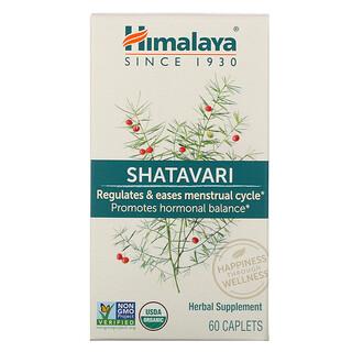 Himalaya, Shatavari, 60 Caplets