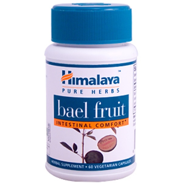 Himalaya, Bael Fruit, 60 Veggie Caps (Discontinued Item)