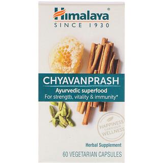 Himalaya, Chyavanprash, 60 capsulas Vegetales