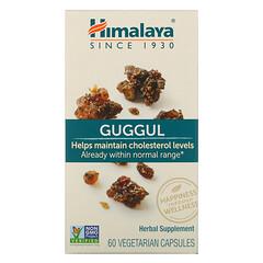 Himalaya, Guggul,60粒素食膠囊