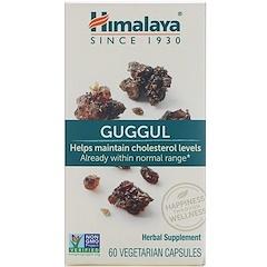 Himalaya, Guggul, 60 Vegetarian Capsules