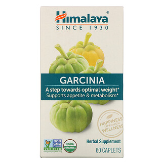 Himalaya, Garcinia, 60 Caplets