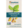 Turmeric 95 with Curcumin for Joint Support, 30 Vegetarian Capsules