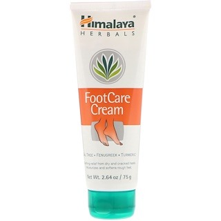 Himalaya, Footcare Cream, 2.64 oz (75 g)