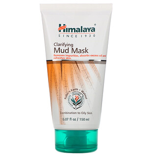 Himalaya, Clarifying Mud Beauty Mask, 5.07 fl oz (150 ml)