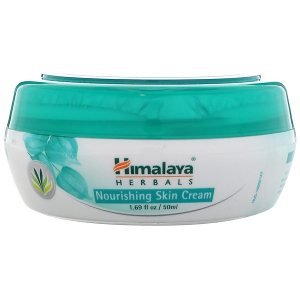 Himalaya, Nourishing Skin Cream, For All Skin Types, 1.69 fl oz (50 ml)