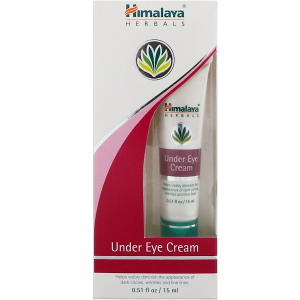 Himalaya, Under Eye Cream, 0.51 oz (15 ml)