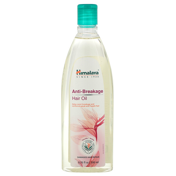 Anti Breakage Hair Oil, 6.76 oz (200 ml)