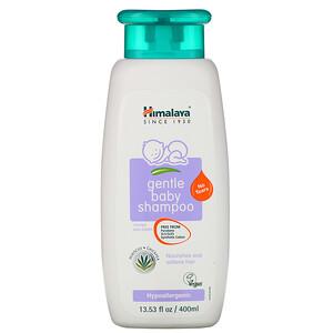 Хималая Хербал Хэлскэр, Gentle Baby Shampoo, Hibiscus and Chickpea, 13.53 fl oz (400 ml) отзывы покупателей
