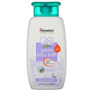 Himalaya, Gentle Baby Bath, Chickpea and Green Gram, 6.76 fl oz (200 ml)