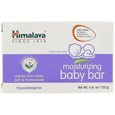 цена на Увлажняющее детское мыло, 4,41 унц. (125 г)