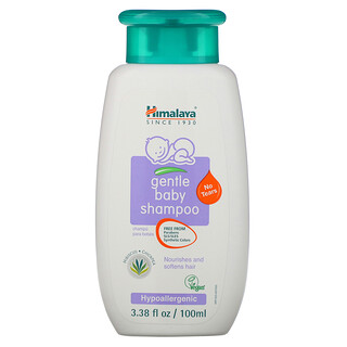 Himalaya, Schonendes Baby-Shampoo, 3,38 fl oz (100 ml)