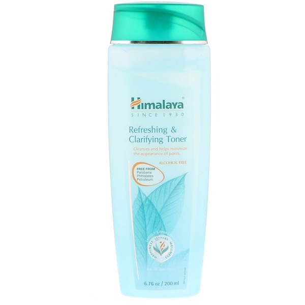 Himalaya, Refreshing & Clarifying Toner, 6.76 oz (200 ml)