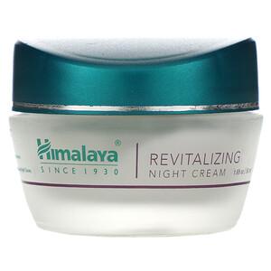 Хималая Хербал Хэлскэр, Revitalizing Night Cream, 1.69 oz (50 ml) отзывы покупателей