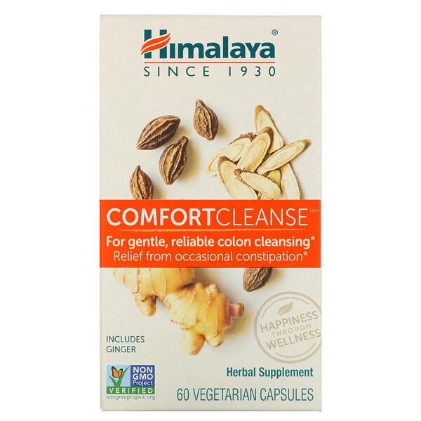Comfort Cleanse, 60 Vegetarian Capsules